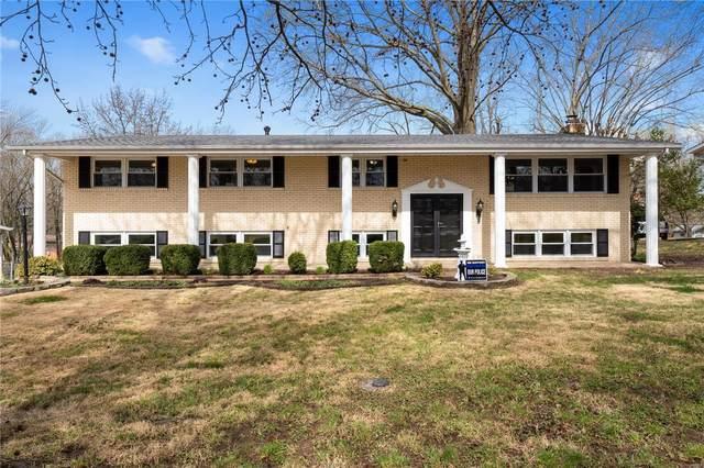 4375 Berrywick Terrace, St Louis, MO 63128 (#20017645) :: Clarity Street Realty