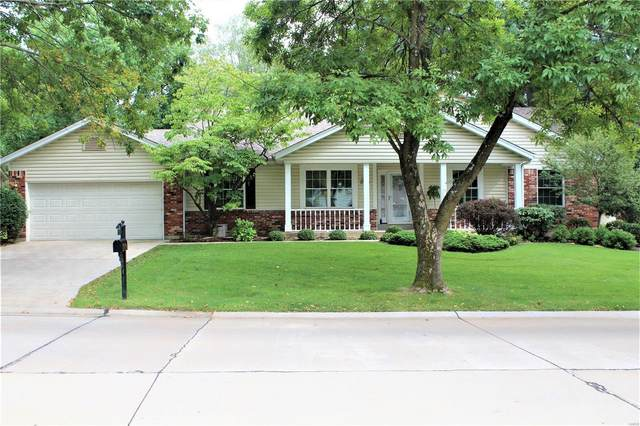 2314 Westpar Drive, Chesterfield, MO 63017 (#20017671) :: Parson Realty Group