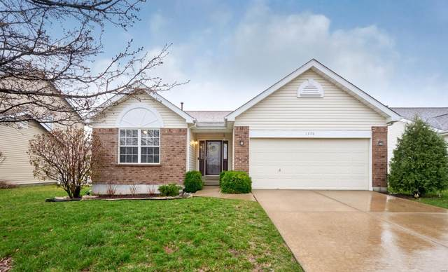 1970 Briarfield Drive, Lake St Louis, MO 63367 (#20017892) :: Clarity Street Realty