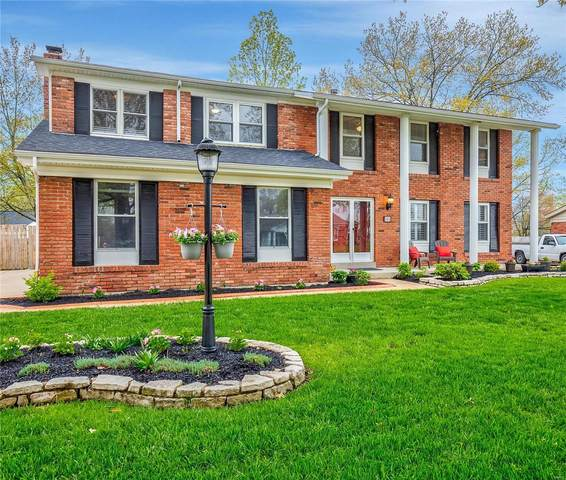 360 Lafayette Court, Ellisville, MO 63011 (#20017948) :: The Becky O'Neill Power Home Selling Team