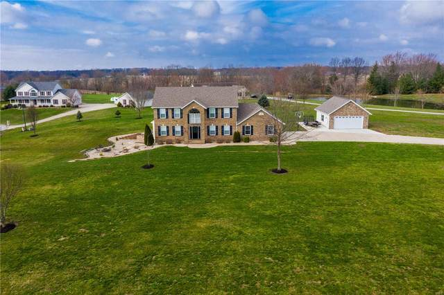 13576 Bernice Drive, Highland, IL 62249 (#20017992) :: St. Louis Finest Homes Realty Group