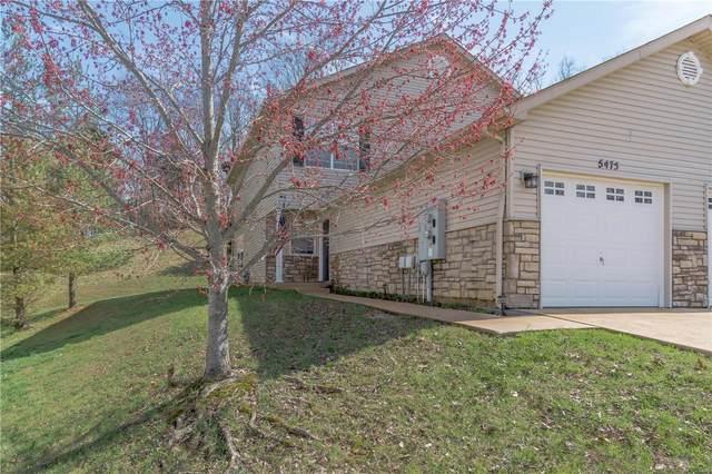 5475 Lakewood Terrace, Imperial, MO 63052 (#20018562) :: Peter Lu Team