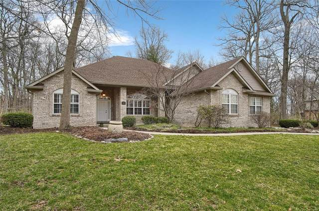 125 Timbermill Lane, Edwardsville, IL 62025 (#20018728) :: Walker Real Estate Team