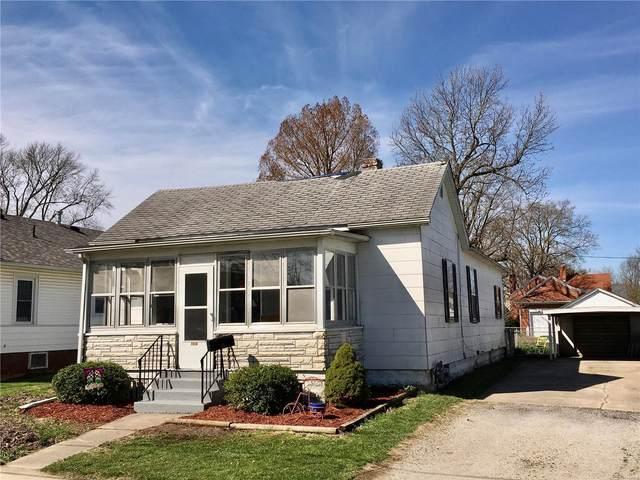 1113 N Monroe Street, LITCHFIELD, IL 62056 (#20018801) :: Clarity Street Realty