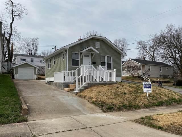8501 Philo Avenue, St Louis, MO 63123 (#20018828) :: Walker Real Estate Team