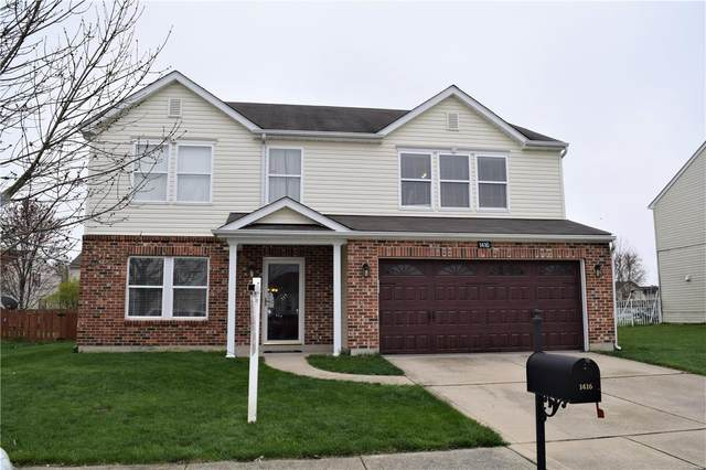 1416 Royal Forest Drive, Mascoutah, IL 62258 (#20019356) :: St. Louis Finest Homes Realty Group