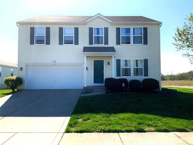 3745 Winward Way Drive, Swansea, IL 62226 (#20019651) :: Parson Realty Group