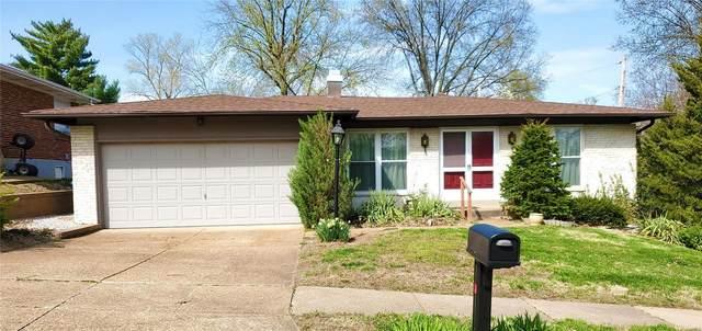 4567 Tarlton, St Louis, MO 63128 (#20019667) :: Sue Martin Team