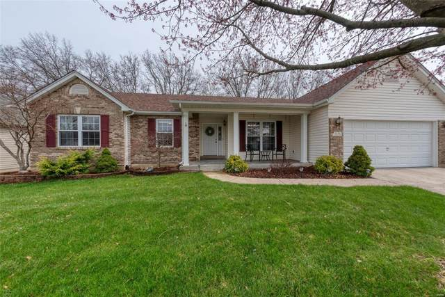 1414 Indian Springs, O'Fallon, MO 63366 (#20019675) :: Kelly Hager Group | TdD Premier Real Estate