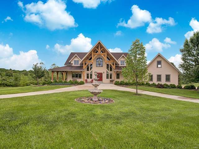 2378 Highway Jj, Elsberry, MO 63343 (#20020001) :: RE/MAX Professional Realty