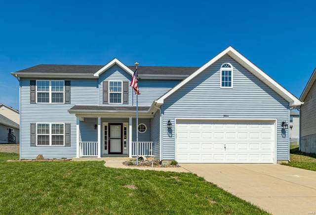 3864 Mystic Valley Drive, Imperial, MO 63052 (#20020105) :: Clarity Street Realty