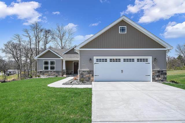 112 Red Pine Court, Collinsville, IL 62234 (#20020198) :: Fusion Realty, LLC