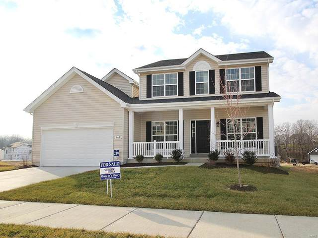 528 Horseshoe Bend Drive, Wentzville, MO 63385 (#20020321) :: The Becky O'Neill Power Home Selling Team