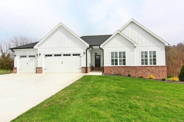 281 Hickory Creek Lane, Jackson, MO 63755 (#20020348) :: Clarity Street Realty