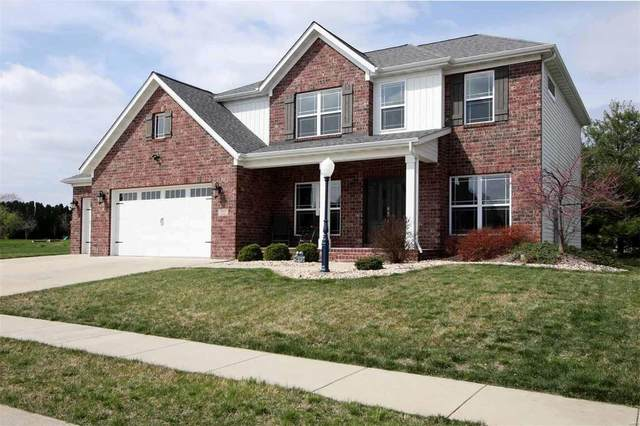 3305 Snider Drive, Edwardsville, IL 62025 (#20020378) :: Parson Realty Group