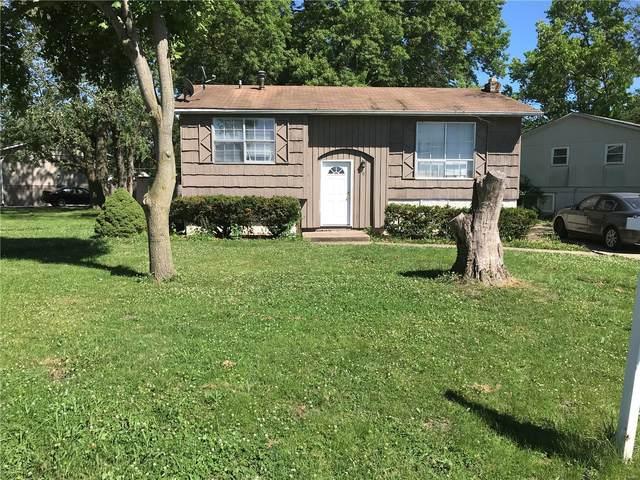 306 Saint Thomas Drive, Godfrey, IL 62035 (#20020832) :: Parson Realty Group