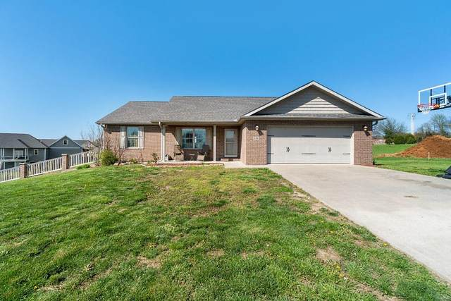 130 Starlight, Cape Girardeau, MO 63701 (#20020879) :: Clarity Street Realty