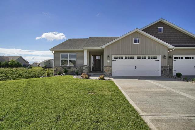 40 Cider Crest Court, Maryville, IL 62062 (#20021112) :: The Becky O'Neill Power Home Selling Team