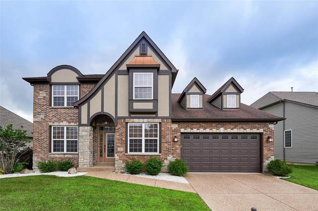 118 Tuscany Trace Dr, Saint Charles, MO 63303 (#20021676) :: The Becky O'Neill Power Home Selling Team