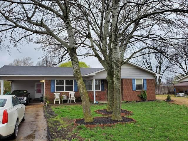 1203 Masters Drive, Malden, MO 63863 (#20021715) :: Clarity Street Realty