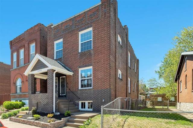 3321 Texas Avenue, St Louis, MO 63118 (#20023129) :: St. Louis Finest Homes Realty Group