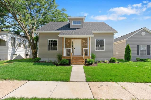 3657 Roswell Avenue, St Louis, MO 63116 (#20023172) :: Parson Realty Group
