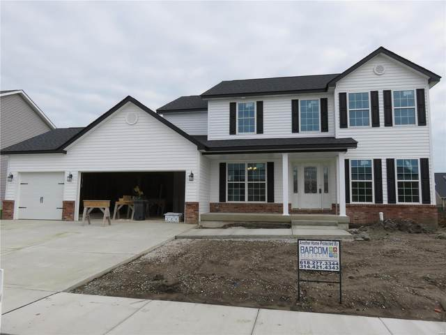 3493 Chippewa Drive, Shiloh, IL 62221 (#20023492) :: Clarity Street Realty