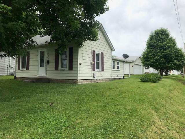 700 Page, Jerseyville, IL 62052 (#20023607) :: Parson Realty Group