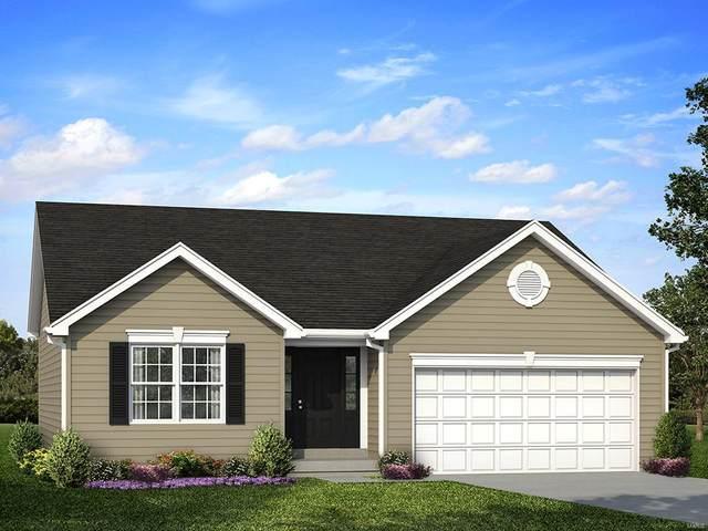 201 Brookview Way Drive, O'Fallon, MO 63366 (#20023624) :: Kelly Hager Group | TdD Premier Real Estate