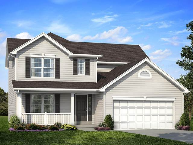 831 Bluff Brook Drive, O'Fallon, MO 63366 (#20023635) :: The Becky O'Neill Power Home Selling Team