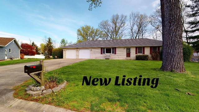 12 Blossom Lake Lane, Maryville, IL 62062 (#20023947) :: St. Louis Finest Homes Realty Group