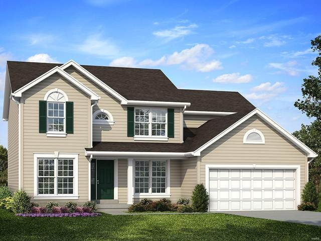 1 Sequoia @ Est @ Winding Bluffs Trail, Fenton, MO 63026 (#20023964) :: Parson Realty Group