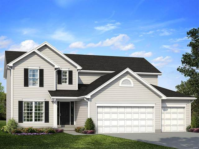 104 Keystone Ridge Drive, O'Fallon, MO 63366 (#20023996) :: Parson Realty Group