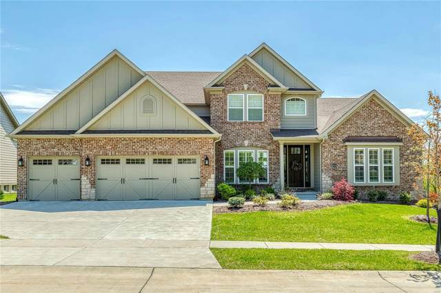 14332 Warwick Gate Drive, Chesterfield, MO 63017 (#20024204) :: The Becky O'Neill Power Home Selling Team