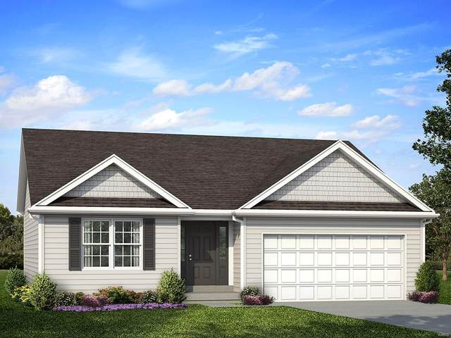 1641 Woods Mill Drive, Wentzville, MO 63385 (#20024224) :: Parson Realty Group