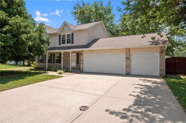 500 Call Court, New Baden, IL 62265 (#20024532) :: The Becky O'Neill Power Home Selling Team