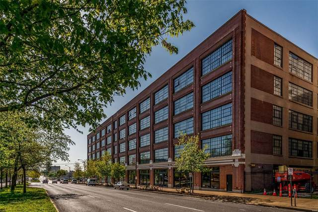 4100 Forest Park Avenue #323, St Louis, MO 63108 (#20024543) :: RE/MAX Professional Realty