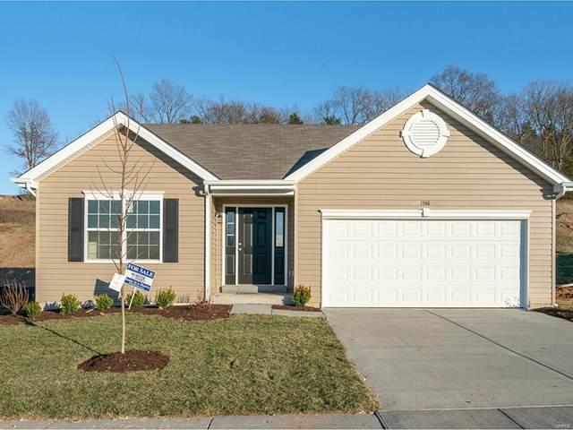 629 Vista Conn Drive, St Louis, MO 63125 (#20024641) :: Kelly Hager Group | TdD Premier Real Estate