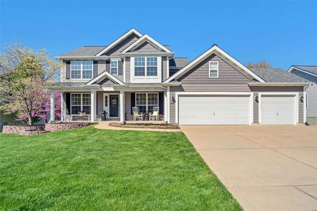 5139 Saddlebrook Parkway, Imperial, MO 63052 (#20024644) :: St. Louis Finest Homes Realty Group