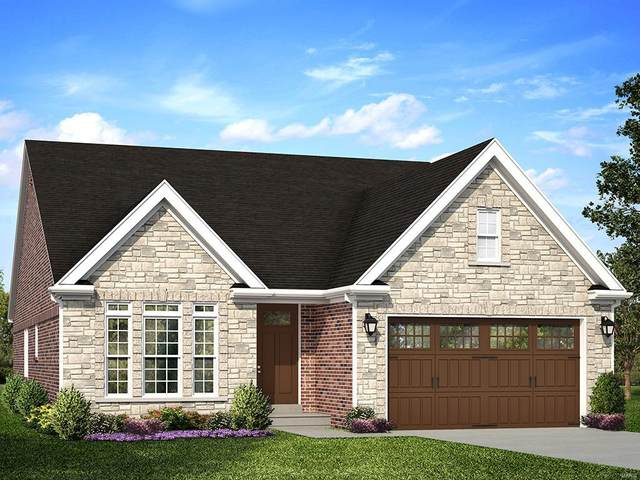 1 @ Avanleigh At Frontenac Drive, Frontenac, MO 63131 (#20024747) :: Matt Smith Real Estate Group