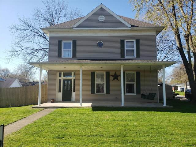 123 W Ross, Palmyra, MO 63461 (#20024776) :: The Becky O'Neill Power Home Selling Team
