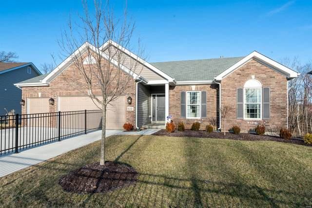 16964 Pine Summit Drive, Chesterfield, MO 63005 (#20024799) :: The Becky O'Neill Power Home Selling Team