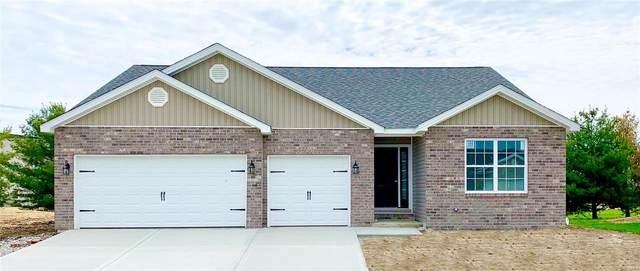 228 Gabrielle Circle, Bethalto, IL 62010 (#20025279) :: Tarrant & Harman Real Estate and Auction Co.