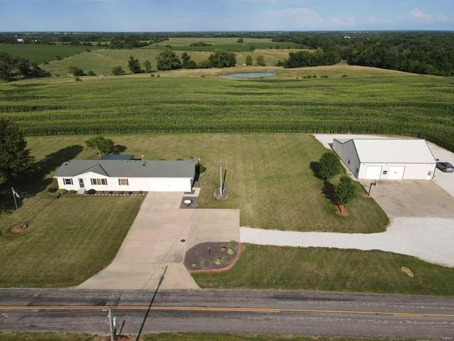 22350 State Hwy Z, Lewistown, MO 63452 (#20025324) :: The Becky O'Neill Power Home Selling Team