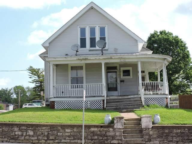 215 E Buena Vista Street, CHESTER, IL 62233 (#20025579) :: Parson Realty Group