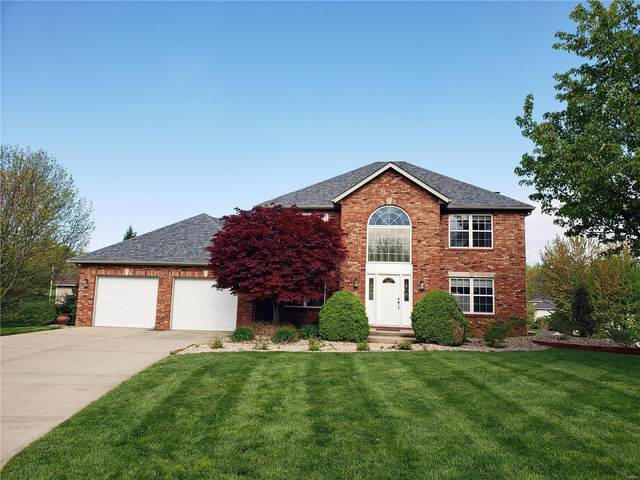 4 Twin Oaks, Collinsville, IL 62234 (#20025773) :: St. Louis Finest Homes Realty Group