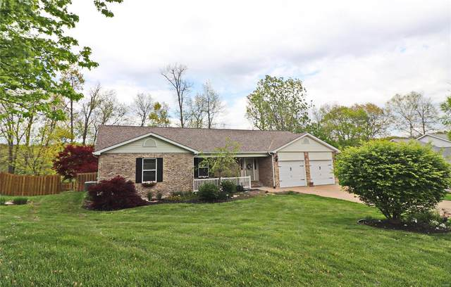 17 Christina Drive, Pevely, MO 63070 (#20025799) :: RE/MAX Vision