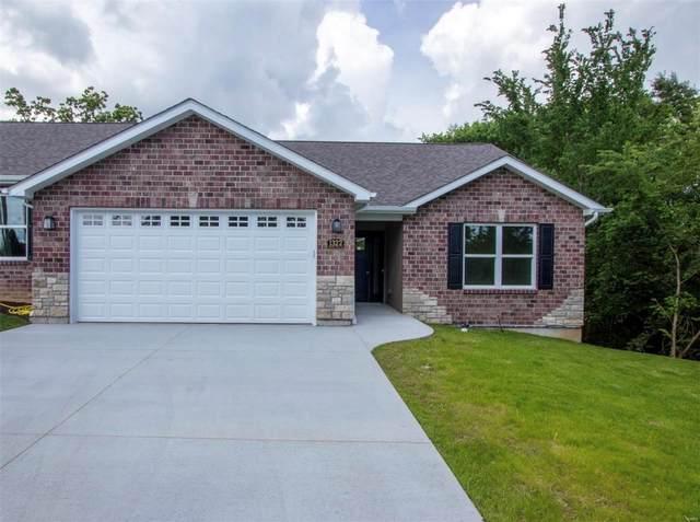 1322 Crystal Villa Lane, Festus, MO 63028 (#20025803) :: The Becky O'Neill Power Home Selling Team
