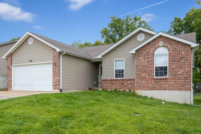 1279 Wesford Way, Herculaneum, MO 63048 (#20026144) :: Matt Smith Real Estate Group