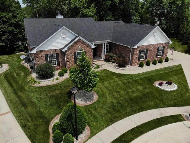 7 Sunset Hills Boulevard, Edwardsville, IL 62025 (#20026546) :: Parson Realty Group